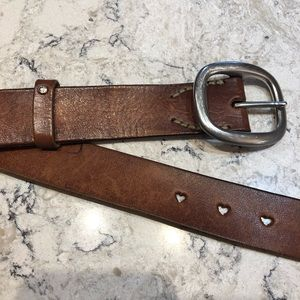 American Eagle brown belt